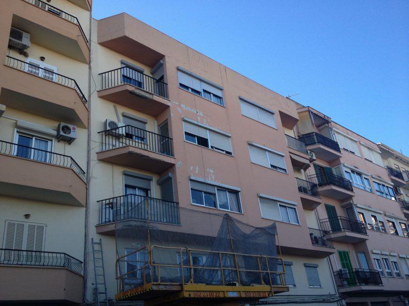 Reparación Fachadas Salamanca